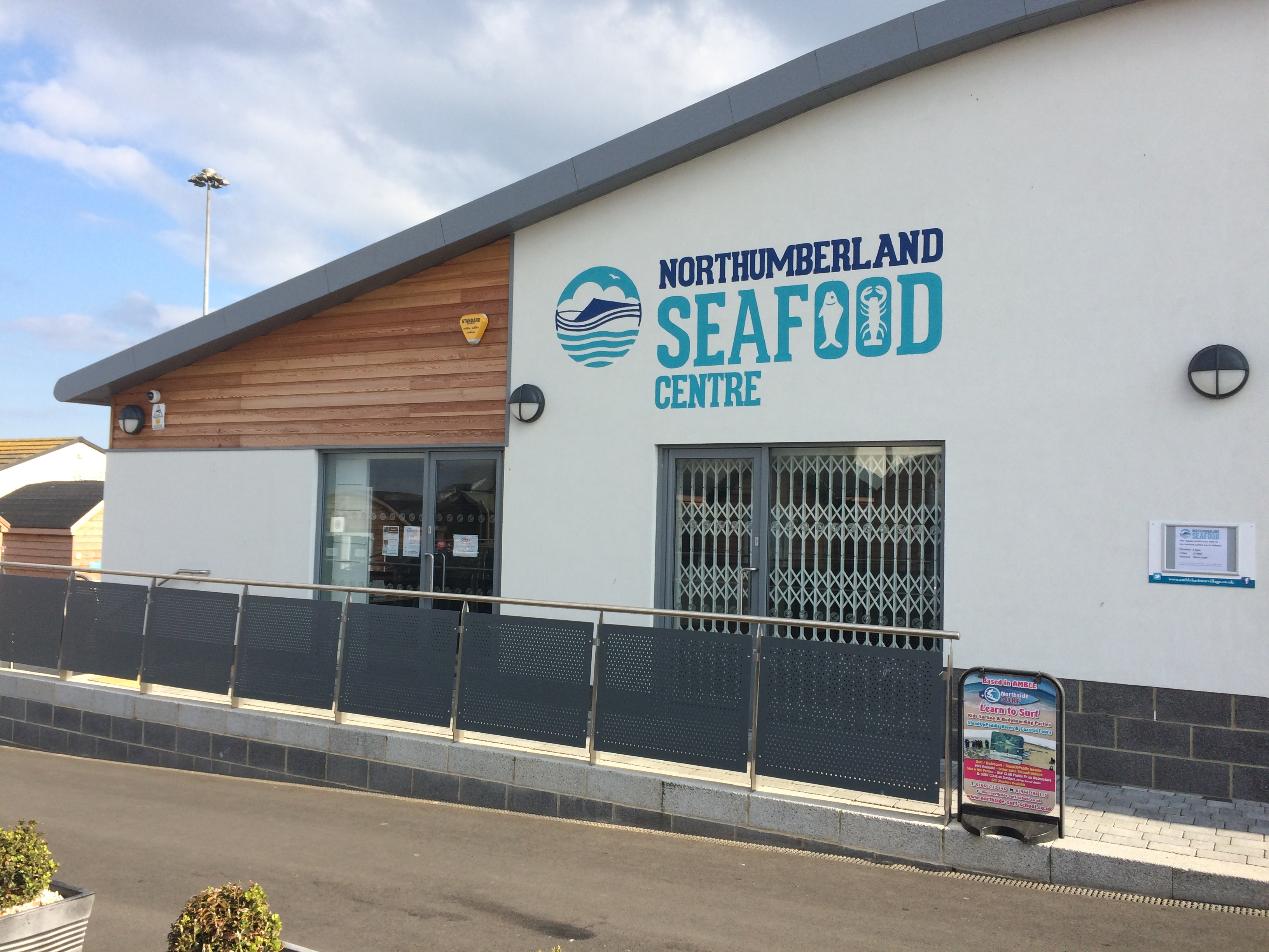 Nland Seafood Centre