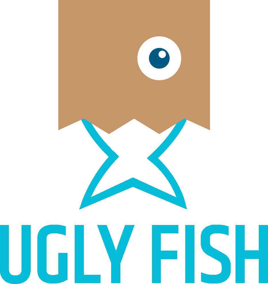 UglyFish_Logo_lightblue